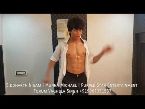 Siddharth Nigam plays a very special role in Tiger Shroff's movie Munna Michael | PSE Latest News