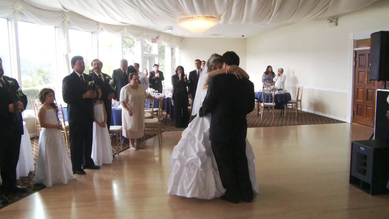 First Dance Wedding Video The River View Hastingson
