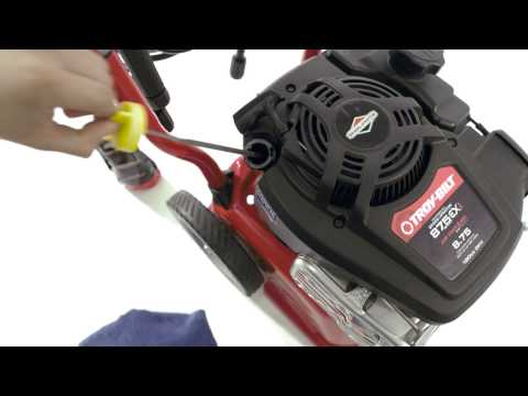 Just Check & Add™ Oil | Troy-Bilt® 3100 MAX PSI Pressure Washer