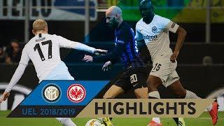 INTER 0-1 EINTRACHT | HIGHLIGHTS | Round of 16 Second-Leg | 2018/19 UEFA Europa League