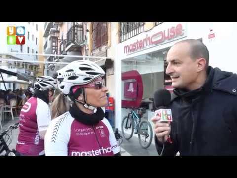 🚵♀ #CICLISMO Masterhouse y el club ciclista Algechicas MTB presentan su nueva equipación