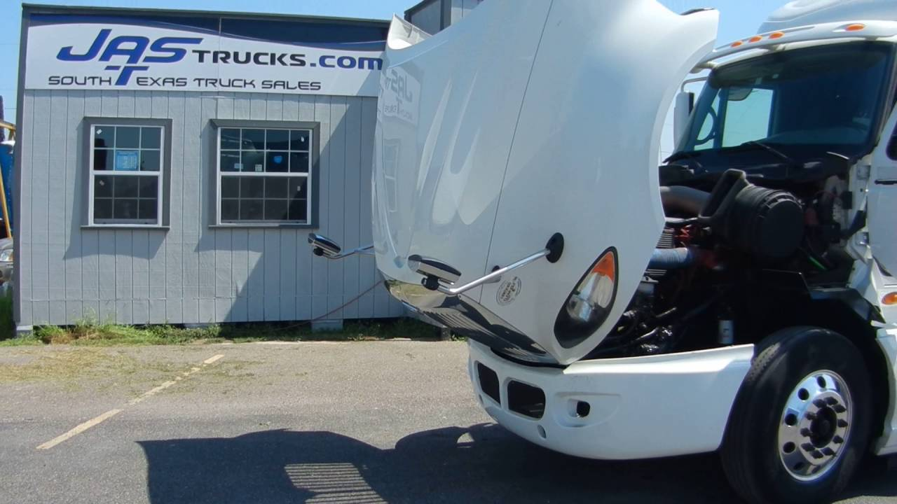 International Prostar Premium 2009 Used Semi Trucks For Sale in Texas  JASTRUCKS