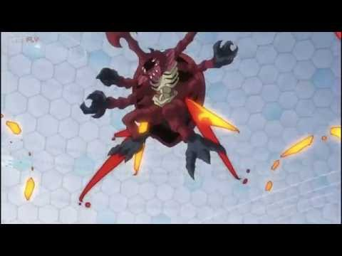 Digimon Adventure Tri. Kabuterimon/Patamon - MegaDigievolutions and Good Bye Takeru - Sub Español