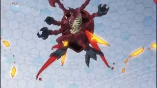 Digimon Adventure Tri. Kabuterimon/Patamon - MegaDigievolutions and Good Bye Takeru - Sub Español