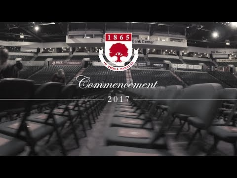 Rider University 2017 Commencement Highlights
