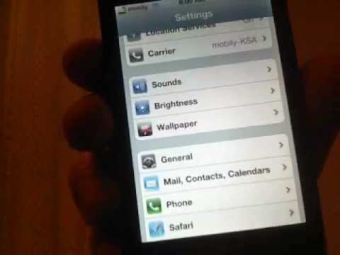 how to fix facetime on iphone 4