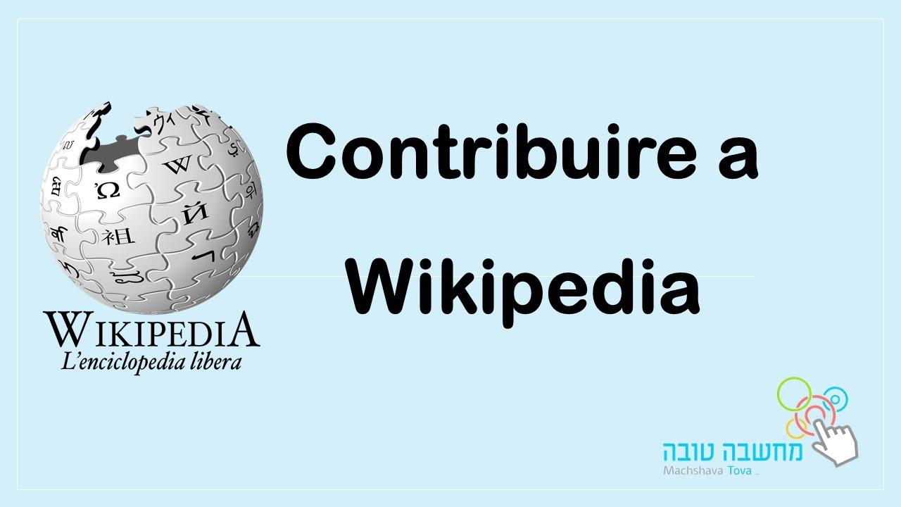 Wikipedia - come contribuire