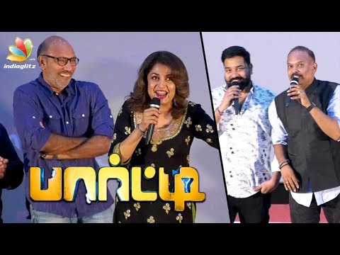 WOW: Venkat Prabhu's PARTY movie inaugration | Bahubali combo Sathyaraj & Ramya Krishnan in lead