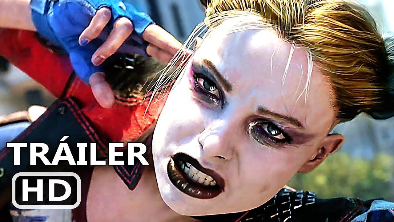 SUICIDE SQUAD KILL THE JUSTICE LEAGUE Tráiler Español Latino DOBLADO (2021) Videojuego, Harley Quinn