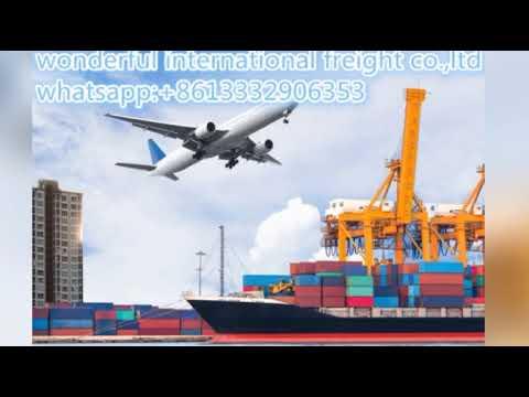 wonderful international freight co.,ltd ocean shipping air freight express