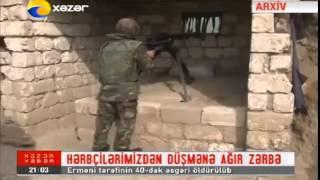 40 Армян убиты в ночь 2 августа Нагорный Карабах новости 03 08 2014