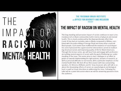 The Impact of Racism on Mental Health