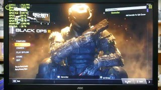 AMD A10-7870K Call of Duty Black Ops III Performance Test