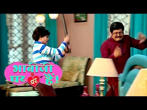 Serial- Bhabi Ji Ghar Par Hain - Hindi Comedy Serial  |17th January 2019 | Comedy Scene