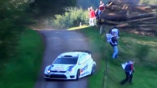 WRC | Rally On The Limits | Maximum Attack | 2014/2015 Compilation
