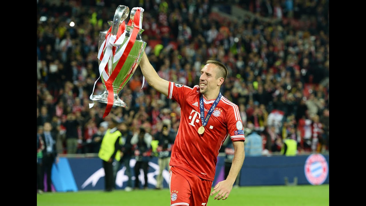 Franck Ribéry ○ The Best Player of Europe ○ 13 14 HD