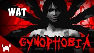 WHAT IS THIS GAME (Gynophobia - The Fear of Women FULL Playthrough)