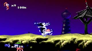 Earthworm Jim 2 Walkthrough