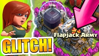 Clash Of Clans - MOST INSANE GLITCH EVER!! - HOW IS THIS POSSIBLE!!