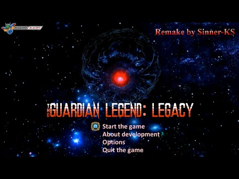 The Guardian Legend: Legacy v0.40α (2015, PC) - 1 of 2: Corridor 0 & Area 1 [Test Play][720p60]