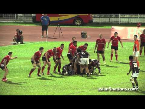 Singapore's last second win over Malaysia returns Rugby Lions to Division I