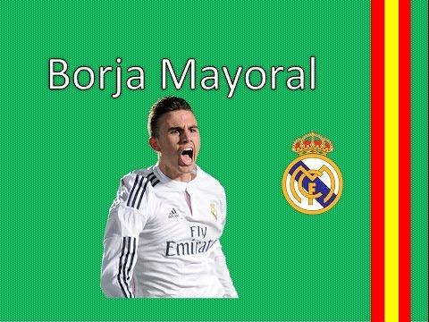 Borja Mayoral - Highlights,Skills & Goals 2019/20 ᴴᴰиз YouTube · Длительность: 4 мин22 с