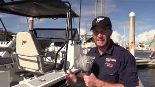 Walkthrough | Yellowfin 5800 Folding Hard Top (FHT) with Shaun Savage
