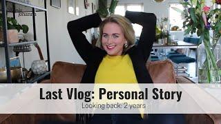 My Last Vlog: Personal Story Maria Johanna