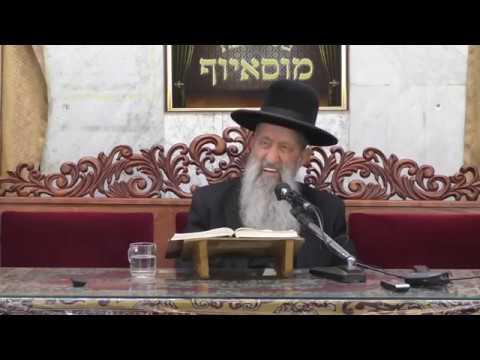 הרב מוצפי תולדות תשעח - שיעור ברמה גבוהה על פרשת תולדות הרב מוצפי rabbi mutzafi toldot