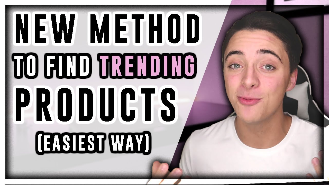 EASIEST WAY To Find Trending Products in 2019 | Shopify Dropshipping