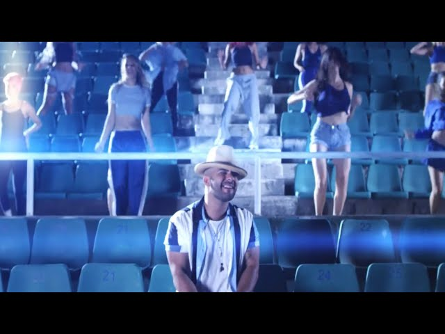 Gabriel ft. Lapiz Conciente - Solo Te Veo Remix (video oficial)