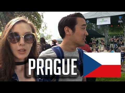 Czech-ing Out Prague's Markets, Music, and Massage (vlog #48)