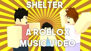 A ROBLOX Sad Music Video - Shelter by Porter Robinson