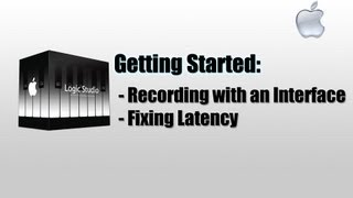 Apple Logic: Recording with Interface/Fix Latency