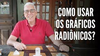 Como Usar os Gráficos Radiônicos? | Radiestesia e Radiônica