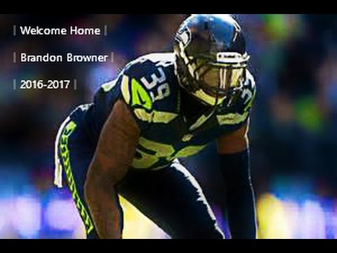 """Brandon Browner︱""""Welcome Home""""︱2011-2014︱"""