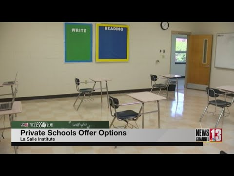 La Salle Institute reports increase in calls from parents