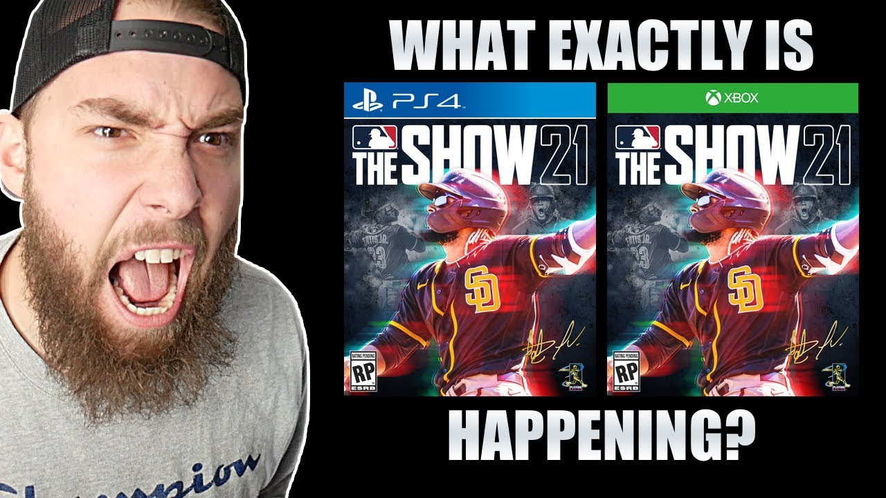 THIS IS NOT GOOD.. WHAT IS GOING ON WITH MLB THE SHOW 21?