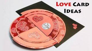 Maze Love Greeting Card | Greeting Cards Latest Design Handmade | I Love You Card Ideas 2019