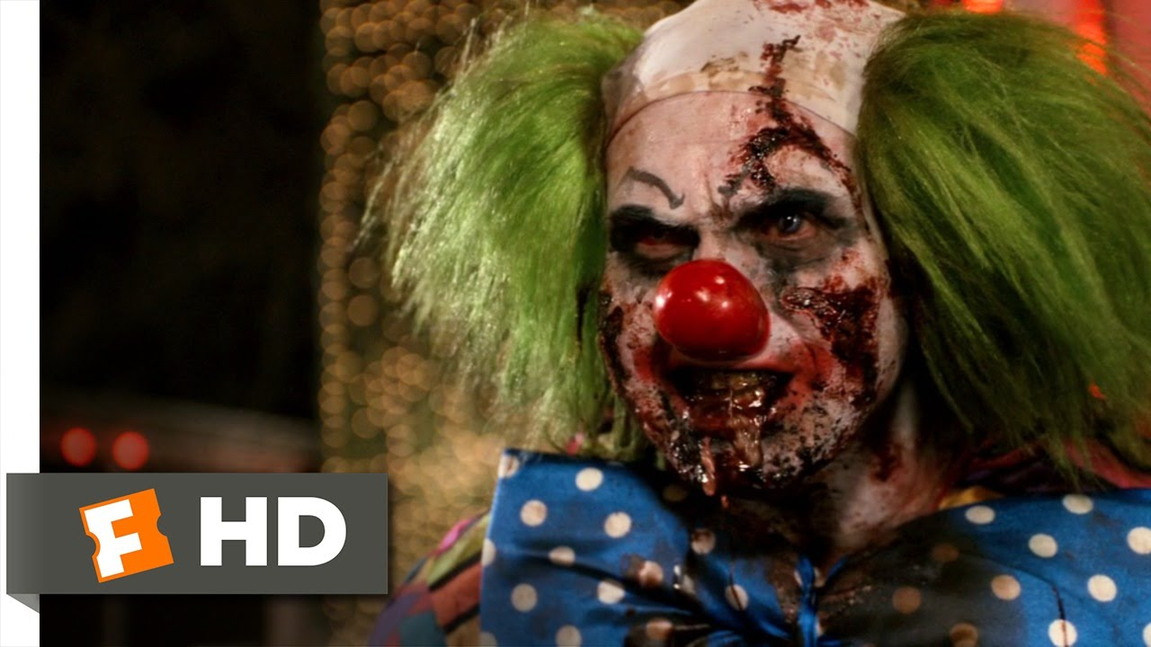 Zombieland (8/8) Movie CLIP - Clown Zombie (2009) HD