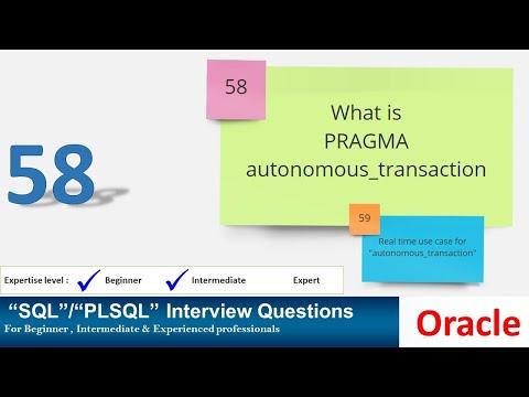 oracle-pl-sql-interview-question-|-oracle-pragma-autonomous-transaction