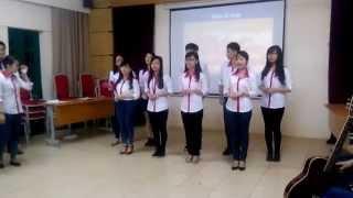 (Sinh hoạt chuyên môn)(23.4.2014) Đoàn lữ nhạc