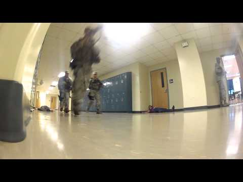 Combat Readiness Course At Osan