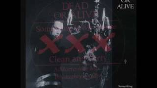 Dead Or Alive / Something In My House (Disconet Mix)