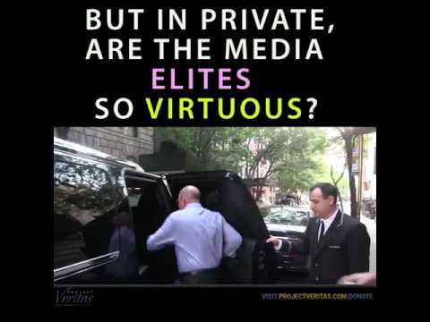 James O'Keefe Video: CNN Associate Producer Calls Voters 'Stupid as Sh*t'