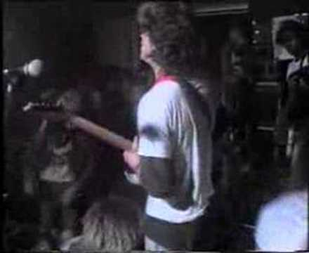 SCREAM with DAVE GROHL - Live 1988 Part 1 of 3