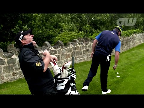 GW Inside The Game: Lee Westwood Road Hole challenge