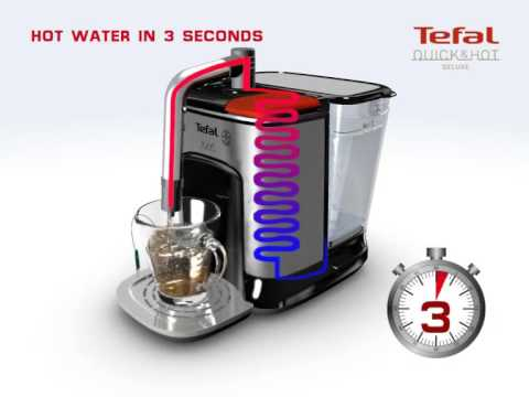 quick hot by tefal 2008 youtube. Black Bedroom Furniture Sets. Home Design Ideas