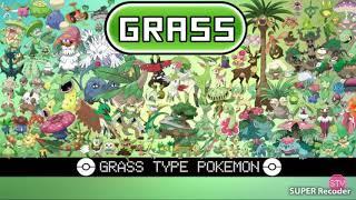 Những Pokemon Hệ Cỏ : Dương 3907