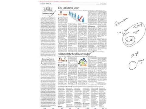 28 September 2017 The Hindu by La Excellence IAS